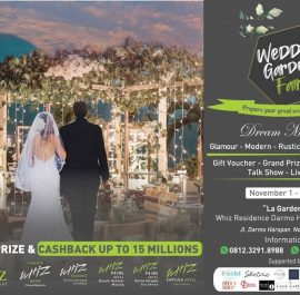 Wedding Garden Fair