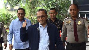 KPK Periksa Ketua Umum PAN