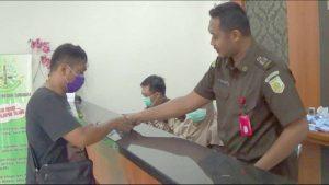 Kejari Surabaya Buka Layanan Delivery Tilang