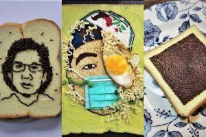 Lukisan Meses Roti, Kreativitas Masa Pandemi