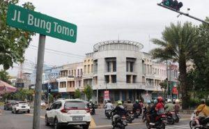20 Jalan Nasional di Surabaya Turun Status